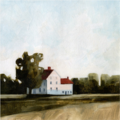 Inkstry Quiet Farmhouse I Gallery Wrap Canvas Print