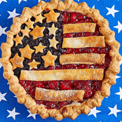 Tiny Pies Not So Tiny Flag Pie 8 lb.