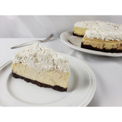 Tootie Pie Co. The Cake Plate Irish Whiskey Cheesecake 9 in., 4 lb.