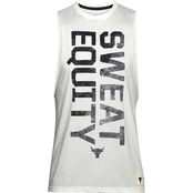 Under Armour Project Rock Sweat Equity Tank Top