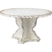 Coast to Coast Accents Olivia Round Dining Table