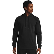 Under Armour Project Rock Charged Cotton Fleece Hoodie