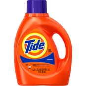Tide Original Scent Liquid Laundry Detergent 75 Oz. 48 Loads