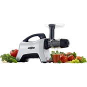 Omega Premium Horizontal Masticating Juicer and Nutrition System