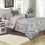 Nanshing Farren 7 pc. King Comforter Set