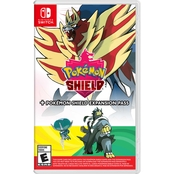 Pokemon Shield + Pokemon Shield Expansion Pass (NS)