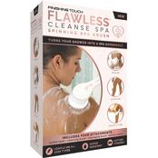 As Seen on TV Flawless Cleanse Spa Shower Wand