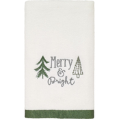 Avanti Christmas Trees Hand Towel