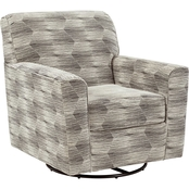 Benchcraft Callisburg Swivel Glider Accent Chair