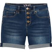 YMI Jeans Girls Cuffed Denim Shorts