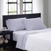 Truly Soft Pinstripe Sheet Set