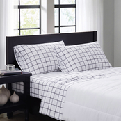 Truly Soft Tattersall Sheet Set