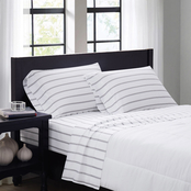 Truly Soft Ticking Sheet Set