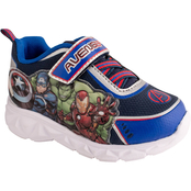 Marvel Toddler Boys Avengers Lighted Athletic Shoes