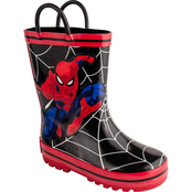 Marvel Toddler Boys Spider-Man Rain Boots