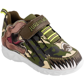 Jurassic World Boys Lighted Athletic Shoes