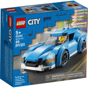 LEGO City Great Vehicles Sports Car