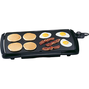 Presto 20 in. CoolTouch Nonstick Electric Griddle