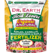 Dr. Earth Organic & Natural Rhododendron, Azalea, Camellia & Maple Fertilizer 4 lb.