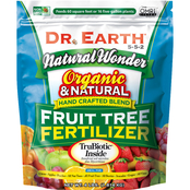 Dr. Earth Natural Wonders Fruit Tree Fertilizer 4 lb.