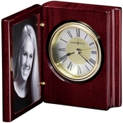 Howard Miller Portrait Book Table Clock