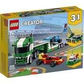 LEGO Creator Race Car Transporter Playset