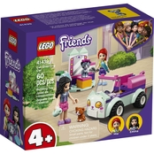 LEGO Friends Cat Grooming Car Playset