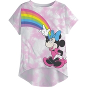 Disney Girls Minnie Mouse Tee