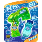 Ja-Ru Blitz Light Up Bubble Blaster