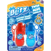 Ja-Ru Blitz Twin Mini Bubbles