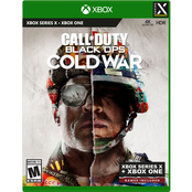 Call of Duty: Black Ops Cold War (Xbox SX)