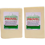 Swiss American St. Louis Provel Loaves 2.5 lb. Half Loaves, 2 pk.