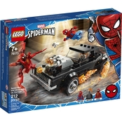 LEGO Super Heroes Spider-Man and Ghost Rider vs. Carnage