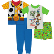 Disney Toddler Boys Toy Story 4 pc. Pajama Set