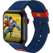 Moby Fox Superman Tactical Apple Watch Band