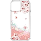 Laut Sakura Liquid Glitter Case for iPhone Pro Max