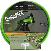 Swan Medium Duty 50 ft. Hose Combo Pack
