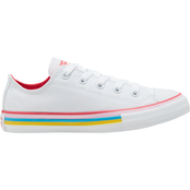Converse Grade School Girls Chuck Taylor All Star Ox GG Shoes