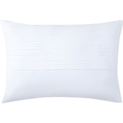 Charisma Fairfield Pleated Rectangle Decorative Pillow