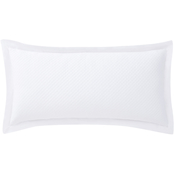 Charisma Essex Quilted Bolster Decorative Pillow