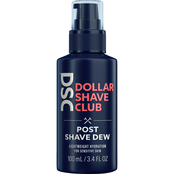 Dollar Shave Club Post Shave Dew Lightweight Hydration for Sensitive Skin 3.4 oz.