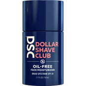 Dollar Shave Club Oil-Free Face Moisturizer with SPF 30 1.7 oz.