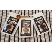 Asami All Black Tea Variety Gift-Caffeinated, Natural Loose Leaf Teas, Kenyan Scoop