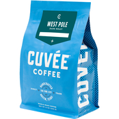 Cuvee Coffee - Whole Bean West Pole Dark Roast 12 oz. bags, 6 pk.