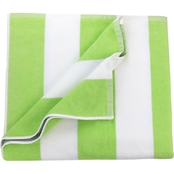Freshee Reversible Cabana Beach Towel 2 pk.