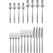 Cambridge Silversmiths Albina Sand 20 pc. Flatware Set