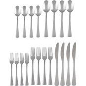 Cambridge Silversmiths Brinn Mirror 20 pc. Flatware Set