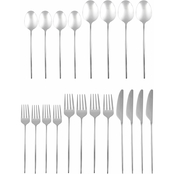 Cambridge Silversmiths Gaze Mirror 20 pc. Flatware Set