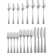 Cambridge Silversmiths Rhiannon Satin 20 pc. Flatware Set