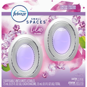 Febreze Small Spaces Lilac and Violet Air Freshener 2 ct.